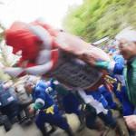 太平山三吉神社 梵天(ぼんでん)祭り