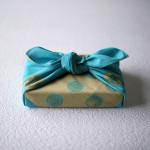仏事用の小風呂敷  商品撮影